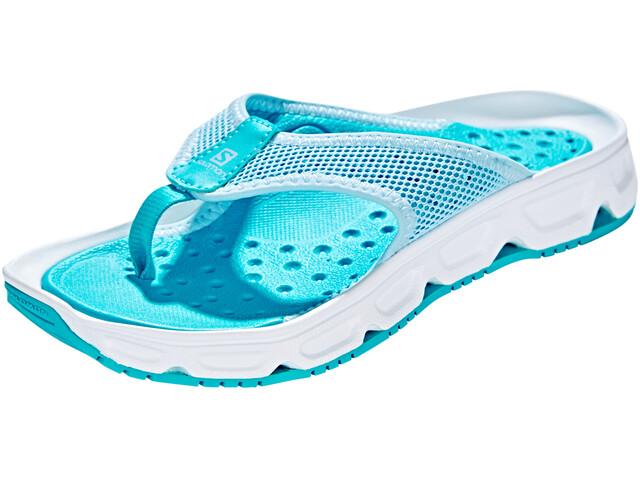 Salomon RX Break 4.0 - Zapatillas running Mujer - gris/Turquesa